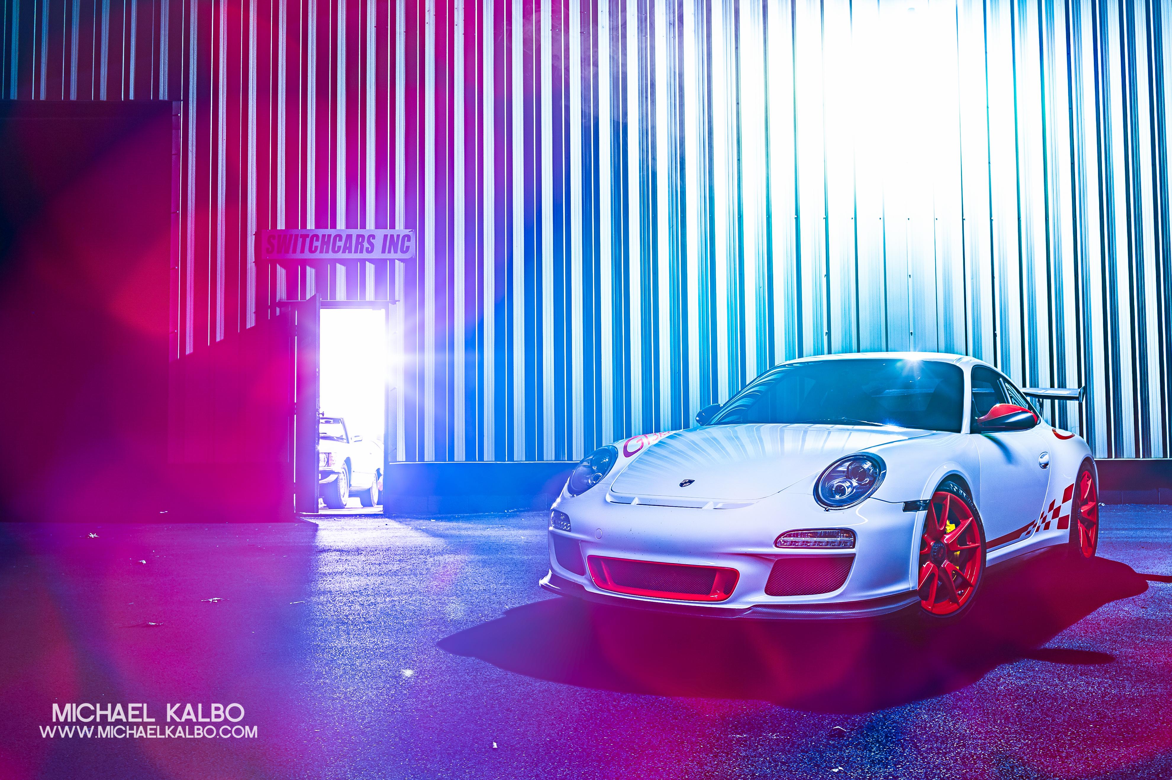 Automotive photography by Michael KALBO Simon