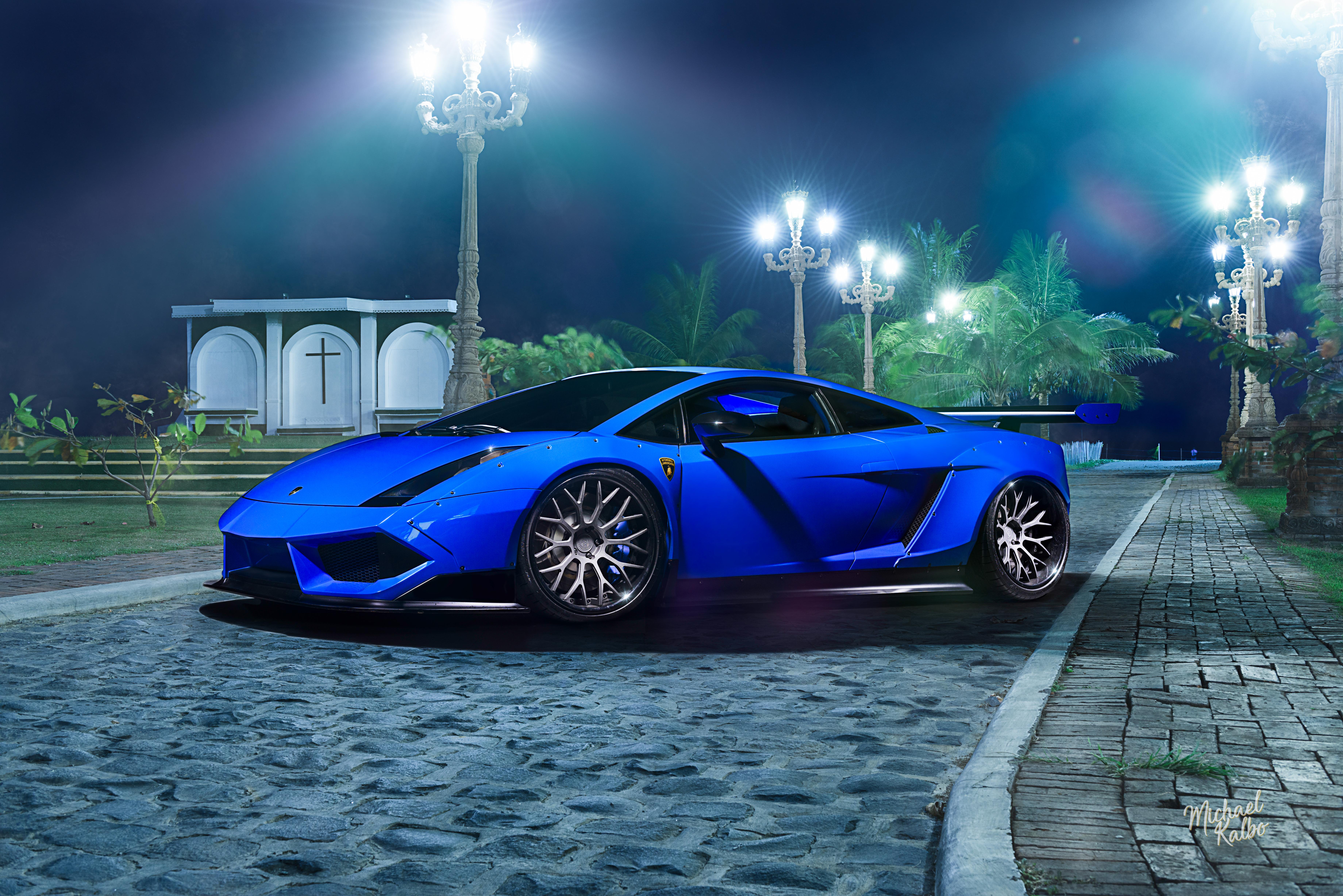 Lamborghini Gallardo-